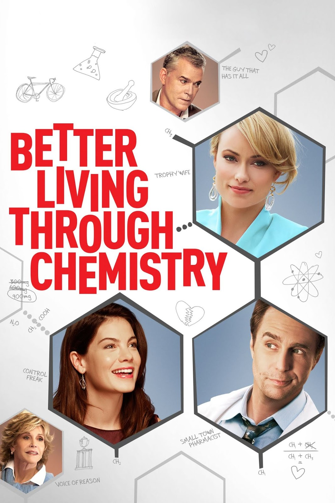Better Living Through Chemistry [2014] [DVDR] [NTSC] [Latino]