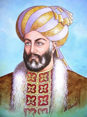 Ahmad Shah Abdali, great for the Afghans