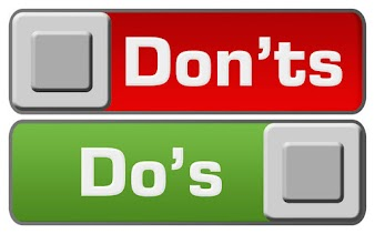 do's and don'ts in affiliate marketing