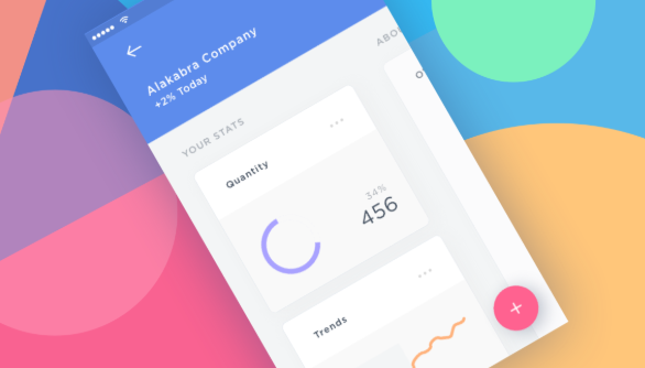 User Interface Lebih Berwarna pada Kelebihan  Android pie