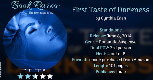 First Taste of Darkness by Cynthia Eden