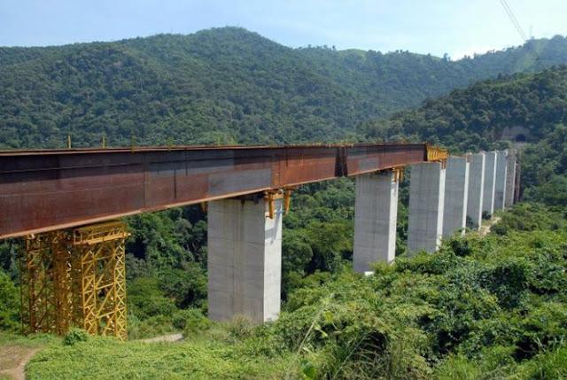 4mil millones de dólares oxidándose en nuevo Ferrocarril Ezequiel Zamora