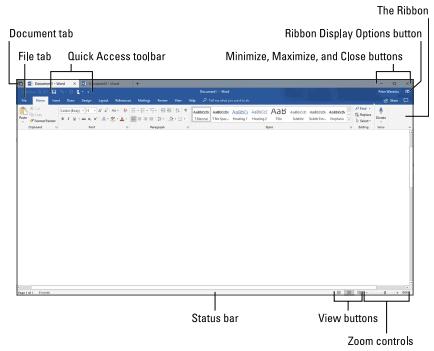 word-screen