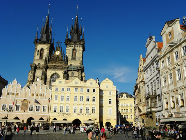 Old Town Square Prague