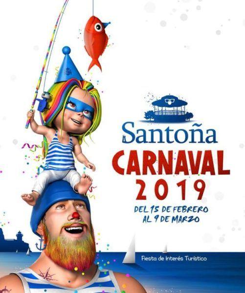 Ruben Lucas, Santoña ya tiene el cartel que anunciará el carnaval 2019