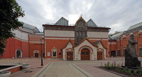 Galeri Tretyakov, Moskow