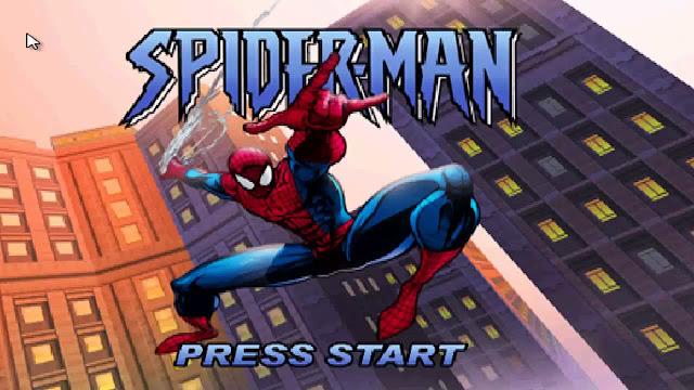 تحميل لعبة سبايدرمان Spider Man