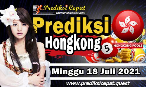 Prediksi Syair HK 18 Juli 2021