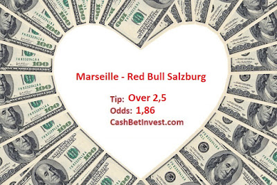 Marseille - Red Bull Salzburg 26.04.2018 - Cash Bet Invest