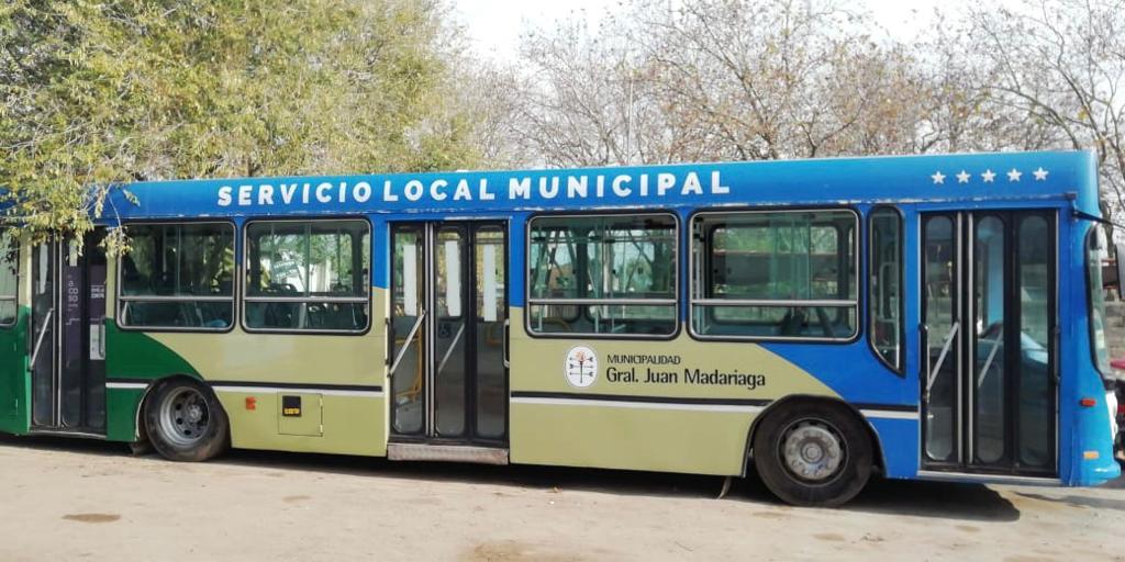 Colectivo Municipal Madariaga