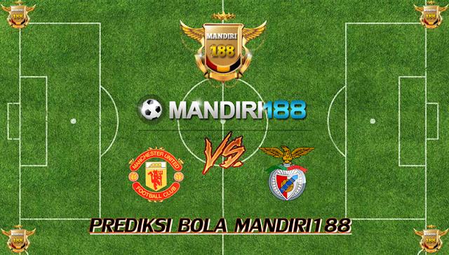 AGEN BOLA - Prediksi Manchester United vs Benfica 1 November 2017