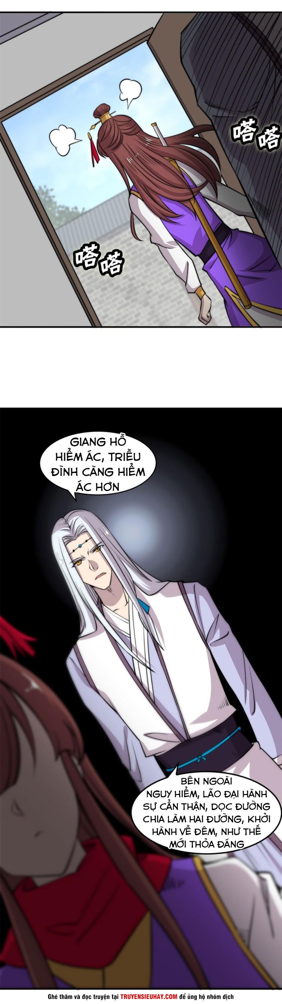 Cuộc sống thoái ẩn của võ lâm chi vương-Chapter 70