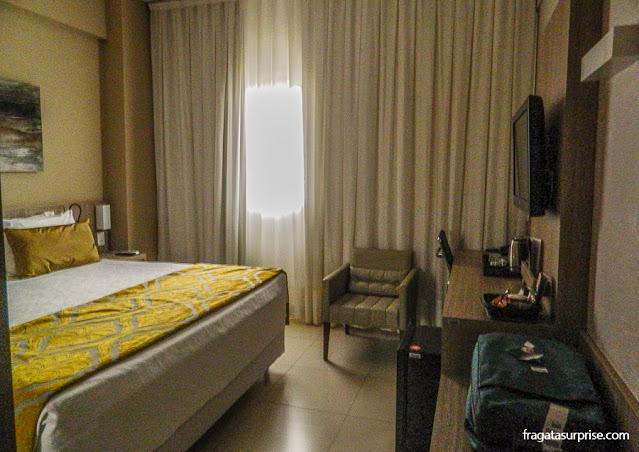 Apartamento do Quality Hotel Pampulha, Belo Horizonte