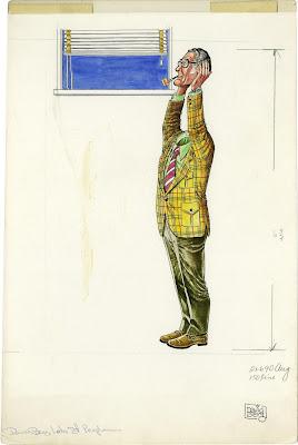 Dave Berg cartoonist