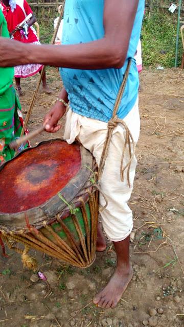 Santhali image photo