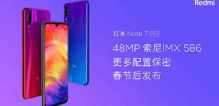 Redmi Note 7 Pro Specs, Images Revealed