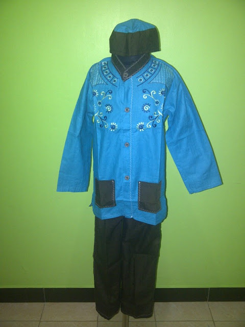 Model baju Muslim anak Laki - Laki Murah