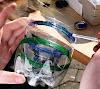 Kerajinan dari bahan limbah berbentuk bangun datar-ilmucerdasku.com