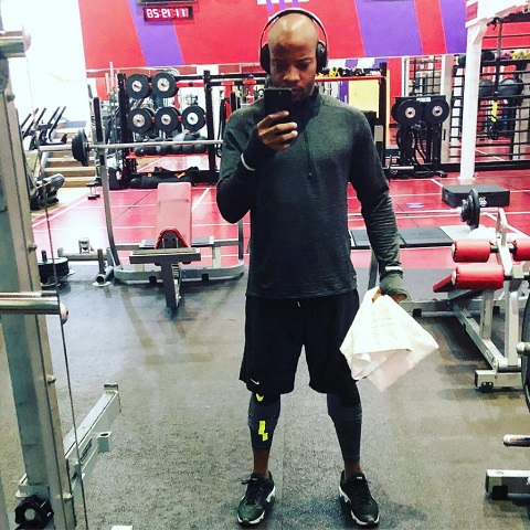 Junior Agogo bounces back to life after stroke