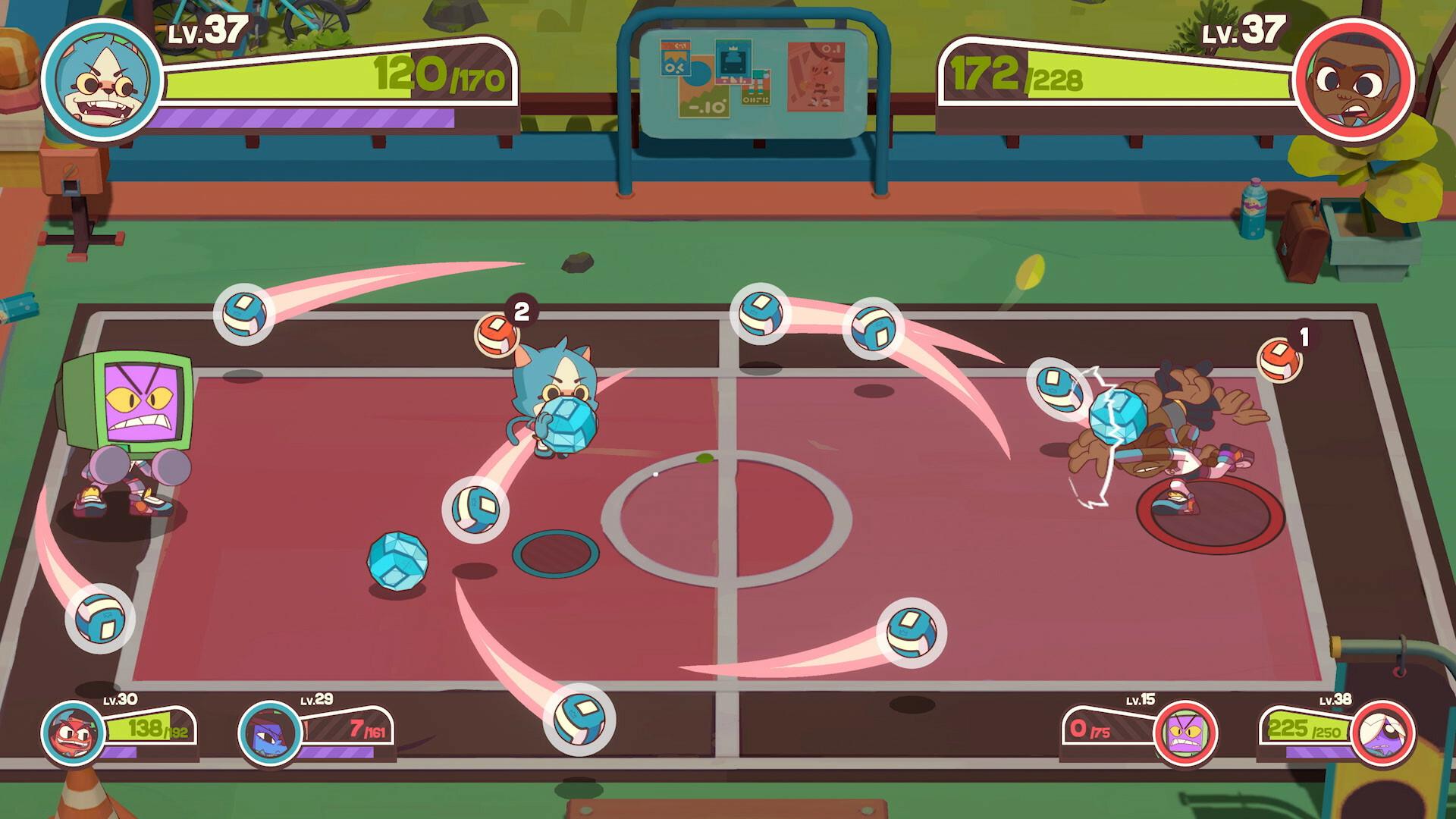 dodgeball-academia-pc-screenshot-1