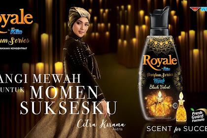 Tips Tampil Cantik Dengan Pelembut Pakaian Beraroma Parfum By Citra Kirana