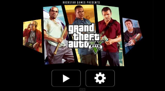 تحميل لعبة GTA 5 V كامله للاندرويد