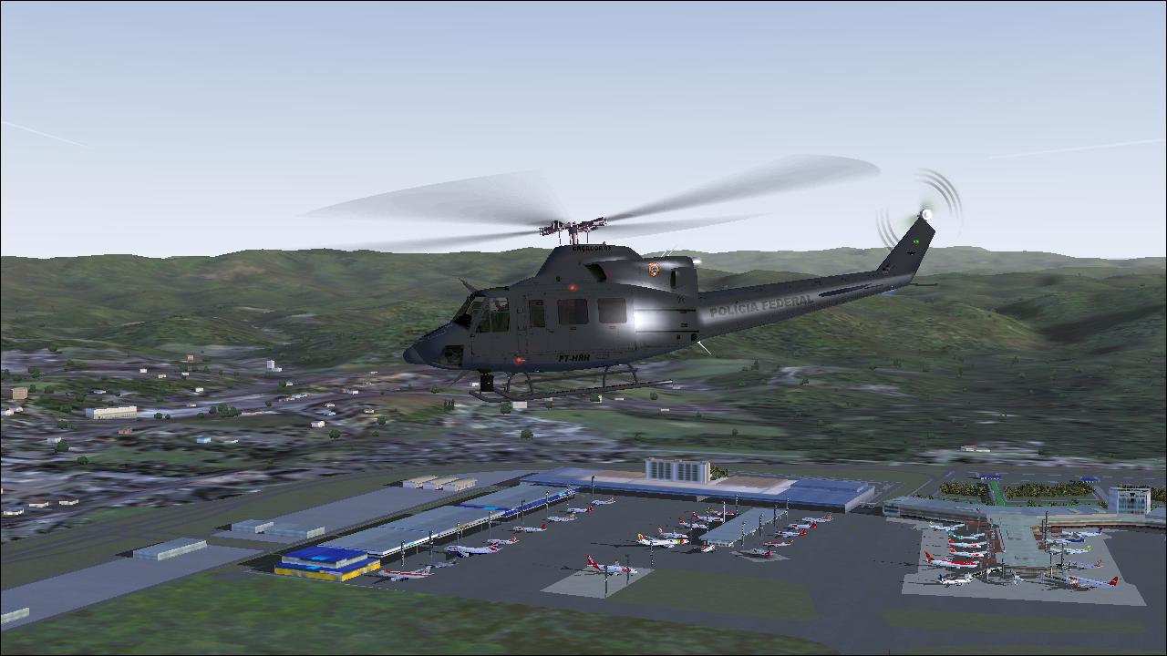 FS PRO BRASIL SERVER: : FS2004 - Bell 412