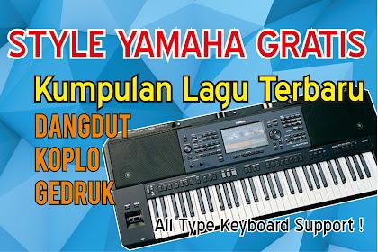 Style Keyboard Yamaha Gratis Download Dangdut Terbaru 2020