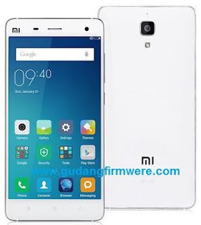 Cara Flash Xiaomi Mi4 4G
