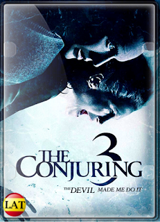 The Conjuring: The Devil Made Me Do It (2021) DVDRIP LATINO