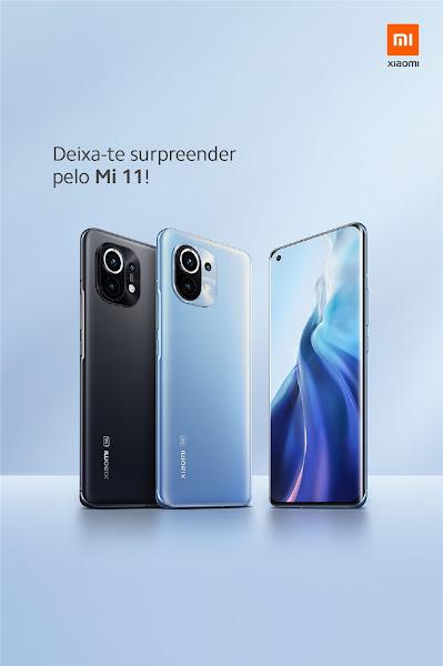 Xiaomi Mi 11 chega a Portugal no inicio de Março