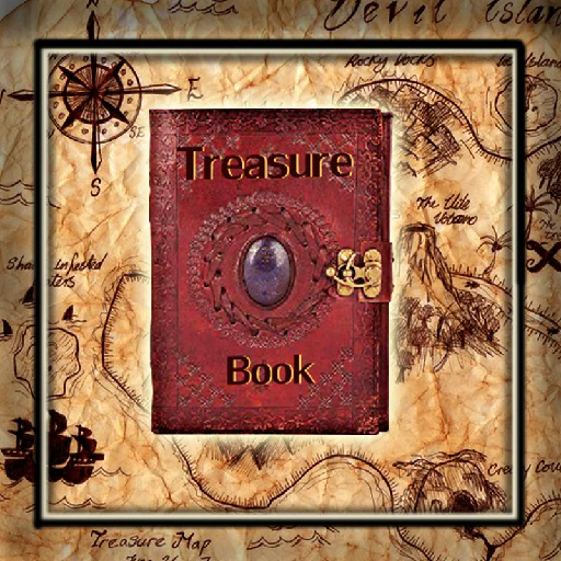 Treasure Book Escape Walkthrough