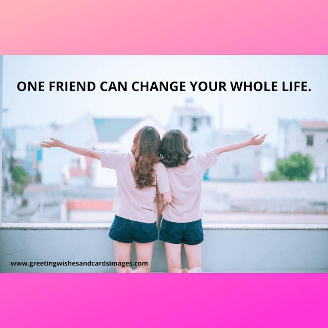 Friendship Whatsapp Quotes