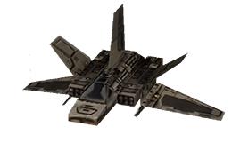 Alpha-Class, Star Wing, Papercraft, xwing