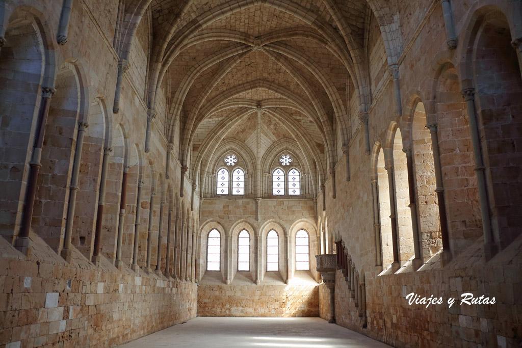 Refectorio de Santa María de la Huerta