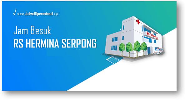 Jam Besuk RS Hermina Serpong