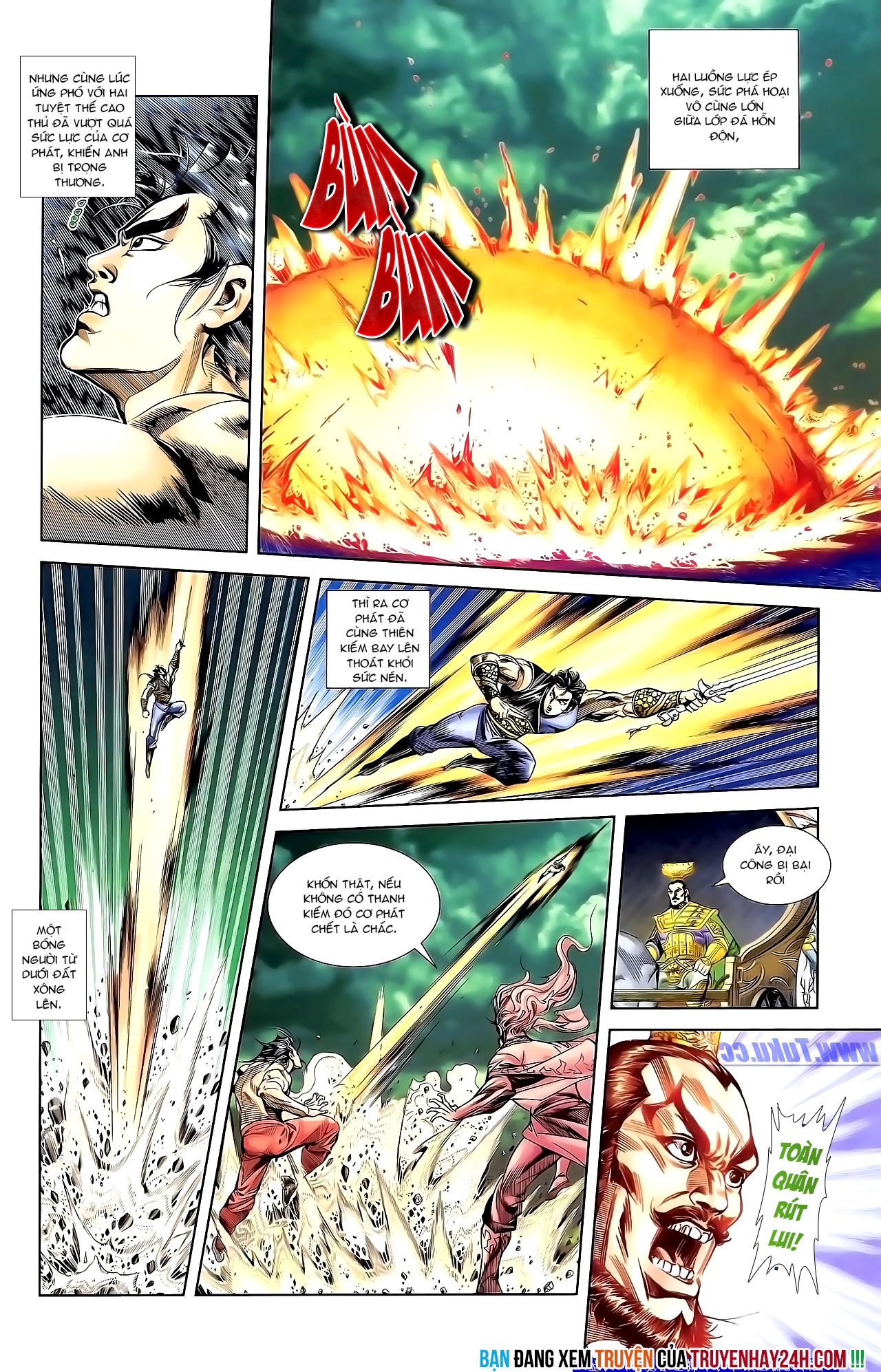 Cơ Phát Khai Chu Bản chapter 157 trang 25