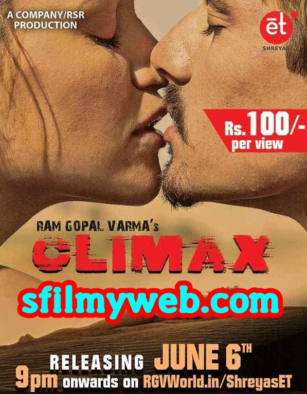 Climax 2020 RGVWorld English Short Film 720p HDRip 350MB Download
