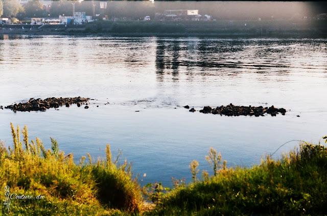 rzeka Wisła, warszawa, plaża