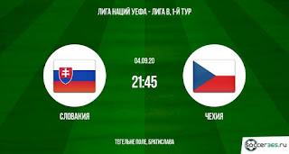 «Словакия» — «Чехия»: прогноз на матч, где будет трансляция смотреть онлайн в 21:45 МСК. 04.09.2020г.