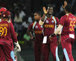 West Indies vs Ireland 11th Match ICC World T20 2012 Highlights