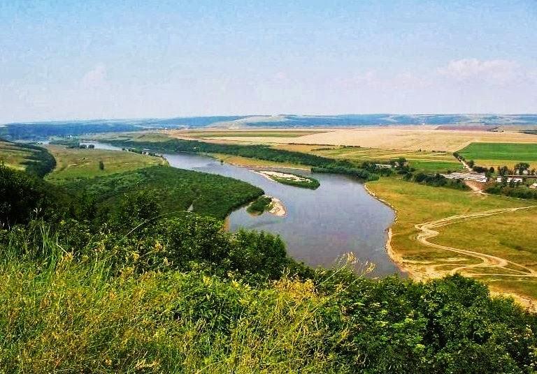 Rio Dniester