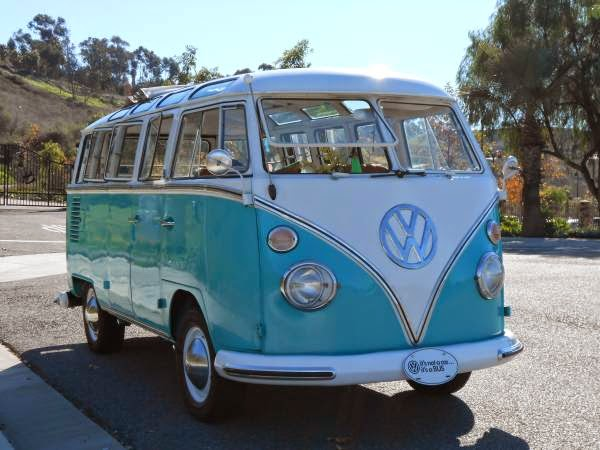 1963 VW Bus Redondo Beach | vw bus wagon