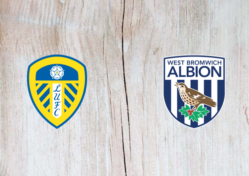 Leeds United vs West Bromwich Albion -Highlights 23 May 2021