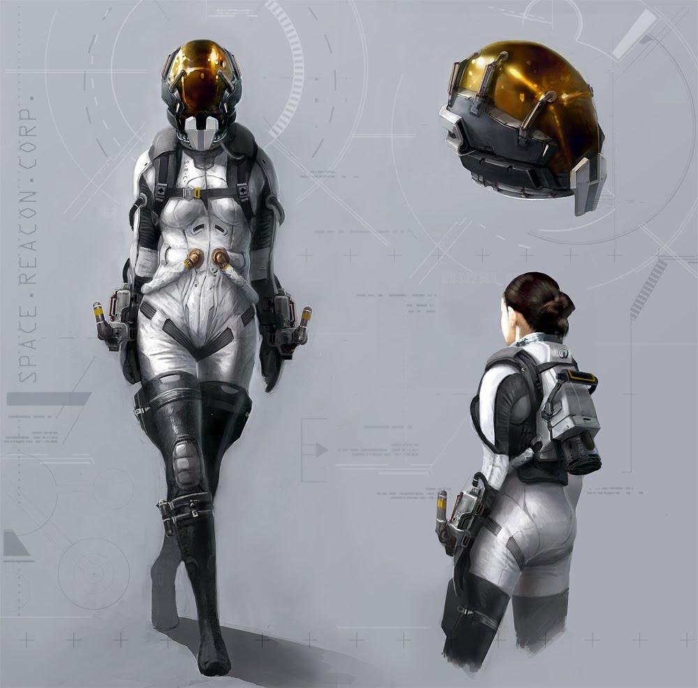 new space suit concept - photo #3