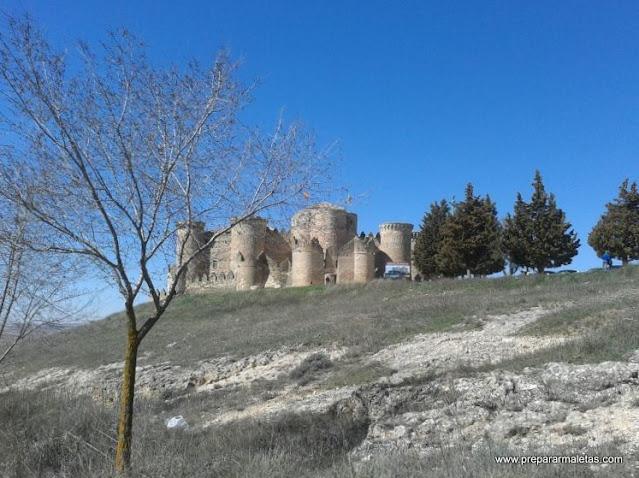 que ver en Belmonte, ruta por el castillo