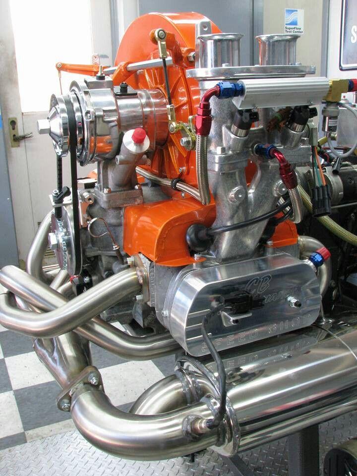 Mechanical Engineering  Fuel Injected Vw Motor
