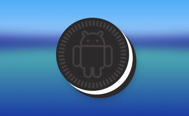 Android Oreo 8.1 logo