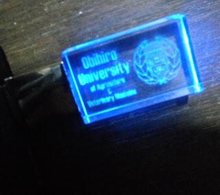 Flash Disk Obihiro University
