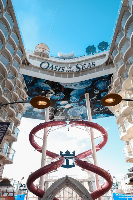 Slide | Oasis of the Seas Couple's Review